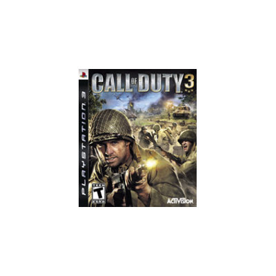 Activision Call of Duty 3 Greatest Hits