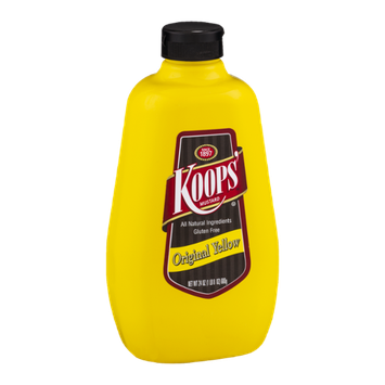Koops' Mustard Original Yellow