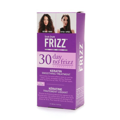 Marc Anthony True Professional Bye Bye Frizz 30 Day No Frizz Keratin Smoothing Treatment
