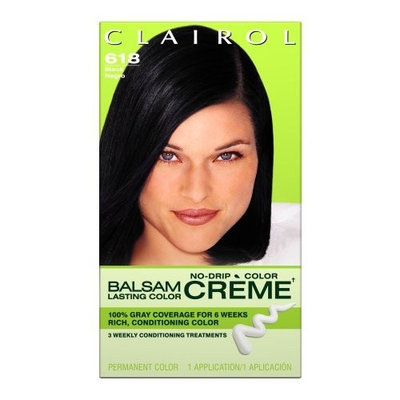 Clairol Balsam Lasting Color Creme 600 Palest Blonde (Pack of 3)