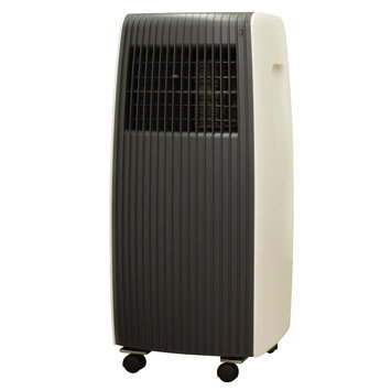 Sunpentown WA-8070E White 8000 BTU Portable Air Conditioner with