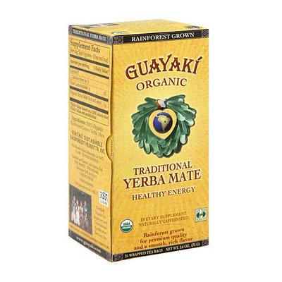 Guayaki Organic Yerba Mate Tea