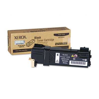 Xerox XEROX 106R01334 Toner Cartridge For Phaser 6125 Black