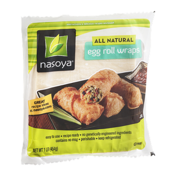 Nasoya All Natural Egg Roll Wraps