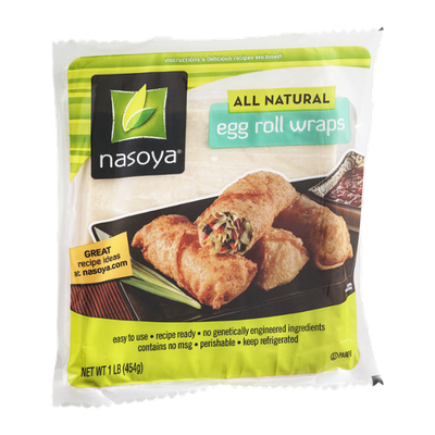 Nasoya All Natural Egg Roll Wraps