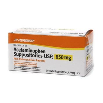 Perrigo Acetaminophen Suppositories USP