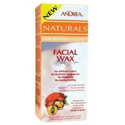 Andrea Mango Apricot Facial Wax 1.25 oz 64133