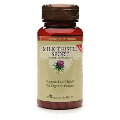 GNC Herbal Plus Milk Thistle Sport