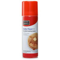 Market Pantry Butter Flavored Cooking Spray - 6 oz.