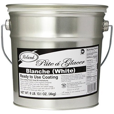 Roland White Pate a Glacer, 8.8-Pounds Pail