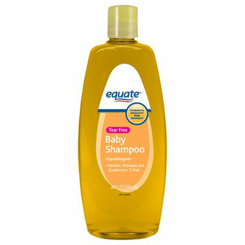Equate Tear Free Baby Shampoo
