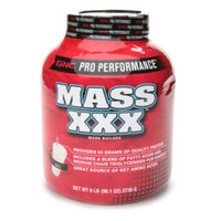 GNC Pro Performance Mass XXX