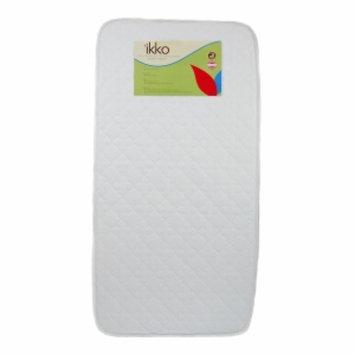 ikko Bassinet Pad, White, Medium, 1 ea