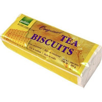 Gullon Tea Biscuits Original Cookies, 7.05-Ounce Packages