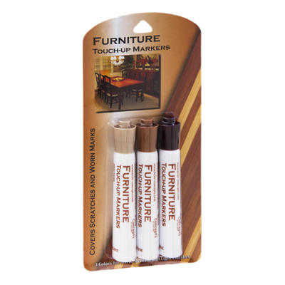 Brite Concepts Furniture Touch-Up Markers- 3 CT