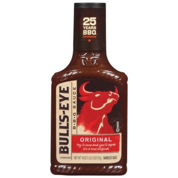 Kraft Foods Bull's-Eye BBQ Sauce