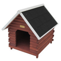 Advantek Mountain Cabin Dog House, Small