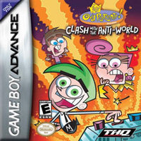 THQ Fairly Odd Parents: Clash with the Anti-World