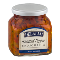 Delallo Bruschetta Roasted Pepper