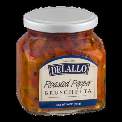 Delallo Bruschetta Roasted Pepper