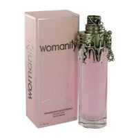 Uniquely For Her Womanity by Thierry Mugler Eau De Parfum Refillable Spray 2.7 oz