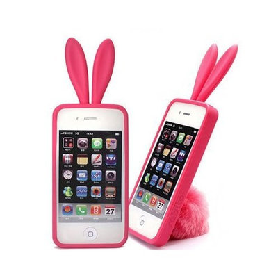 Rabito iPhone 4/4S Case - Pink