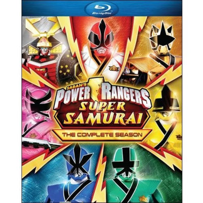 Power Rangers: Super Samurai - The Complete Season (Blu-ray) (Widescreen)