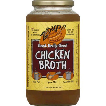 Zoup Good Really Broth Chicken 31 Oz Pack Of 6