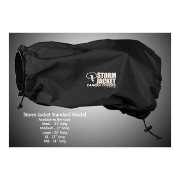 Vortex Media Storm Jacket Cover for an SLR Camera with a Long Lens Measuring 14