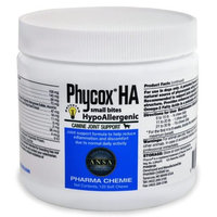 Phycox 120 Count HypoAllergenic Small Bites for Pets