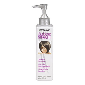 Hask Pure Shine Suddenly Straight 8oz Made in USA
