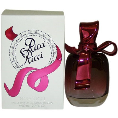Ricci Ricci by Nina Ricci Eau De Parfum Spray 2. 7 oz