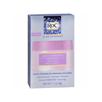 RoC Multi Correxion Nourish Stress Repair Night Cream