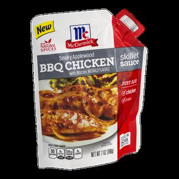 McCormick Skillet Sauce BBQ Chicken