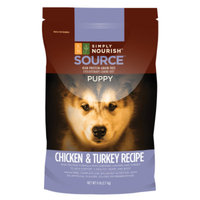 Simply NourishA Source High Protein Puppy Food