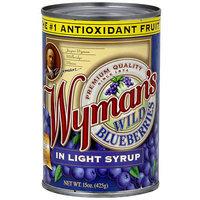 Santa Barbara Olives Wyman's Of Maine Wild Blueberries In Light Syrup