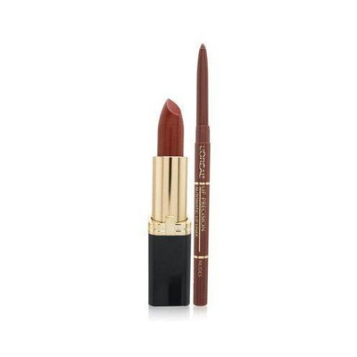 L'Oréal Paris Colour Supreme Lipcolour Lipstick & Lip Precision Automatic Lip Liner