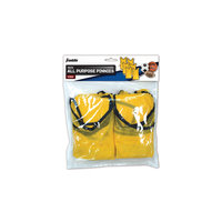 Franklin Sports 6 Pack Yellow Training Pinnies