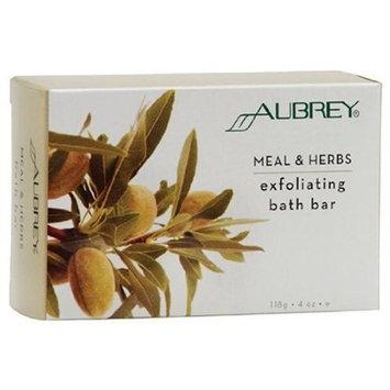 Aubrey Organics Meal N Herbs Exfoliating Bath Bar