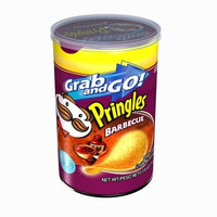Pringles Barbecue Grab AND Go!, 2.61-Ounce Packages (Pack of 12)