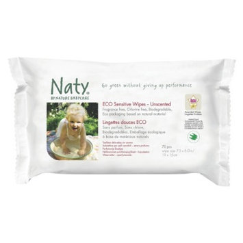 Nature Babycare ECO Sensitive Unscented Baby Wipes - 700 Count
