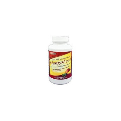 Nutritional Concepts African Mango with Green Tea - 60 Vegetarian Capsules