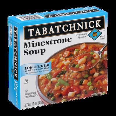 Tabatchnick Soup Minestrone