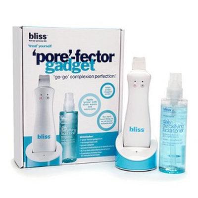 Bliss 'pore'-fector gadget