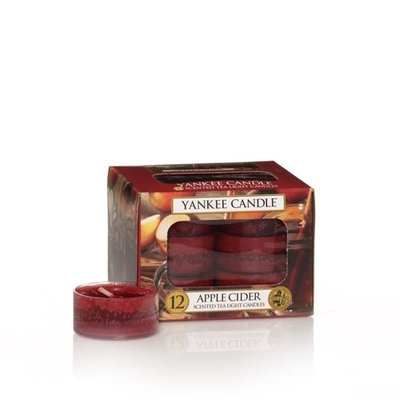 Apple Cider Yankee Candle Tea Lights