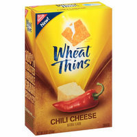 Nabisco Wheat Thins Chili Cheese Snack Crackers