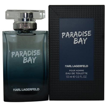 Karl Lagerfeld Paradise Bay Pour Homme Men's 3.3-ounce Eau de Toilette Spray