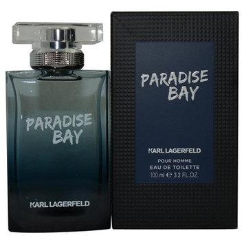 Karl Lagerfeld Paradise Bay Pour Homme Men's 3.3-ounce Eau de Toilette Spray