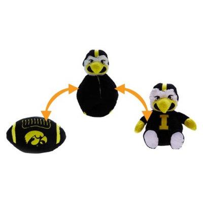 NCAA Iowa Hawkeyes Reverse-A-Pal Plush