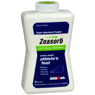 Zeasorb Super Absorbent Powder Antifungal Treatment